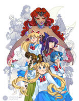 Sailor Moon: The Beginning