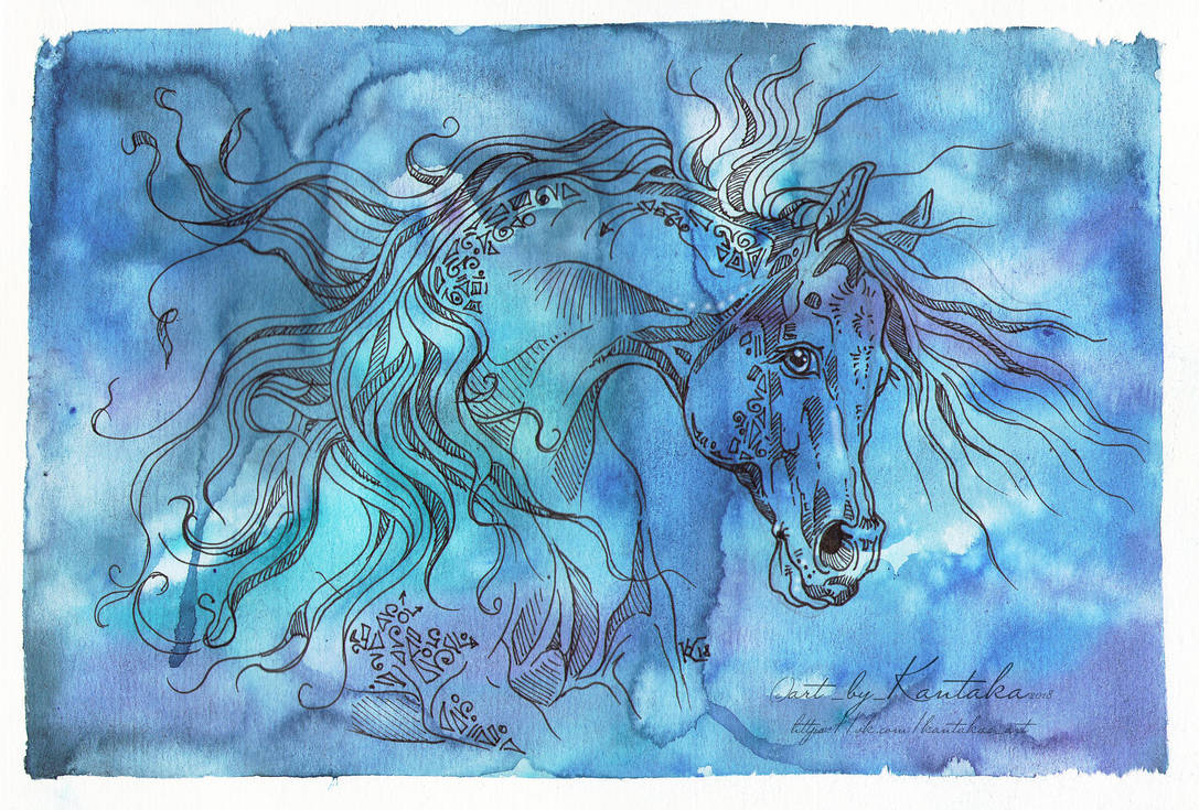 Night dream by Kantaka1