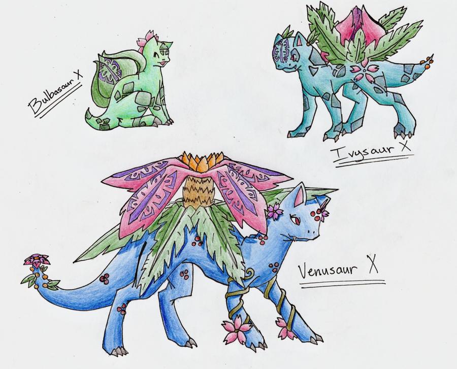 Pokemon Ivysaur Evolution Chart | www.imgkid.com - The ...