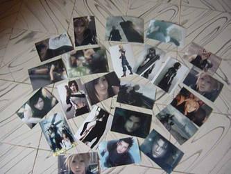 Final Fantasy VII Memories by toon-Linkcita