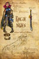 Rogue Skies - Mikka by Ekuneshiel