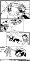 Rogue Skies: Round 1 pg 5-8 by Ekuneshiel