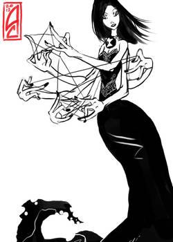MonsterGirlMonth 06 - Spider Girl