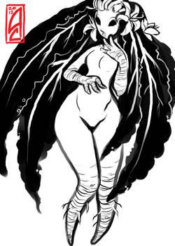 MonsterGirlMonth 07 - Plant Girl