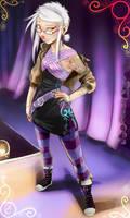 Miss OC '13: Keziah's Evening Wear