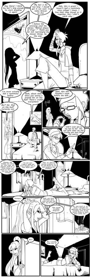 Miss OC '13: Wintermission Part 1