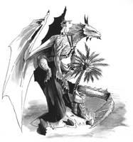 Eliara and the Dragon by Ekuneshiel