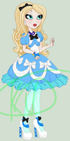 Ever after High oc: Point commision