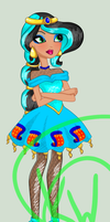 Ever after High oc: Point commision 4