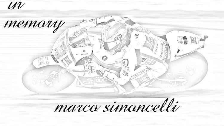 Marco simoncelli by gixgeek