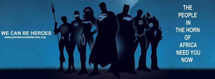 Timeline Facebook We can be heroes 1
