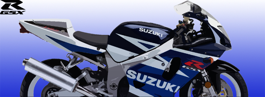 Banner GSXR 750 2001-2003 by gixgeek