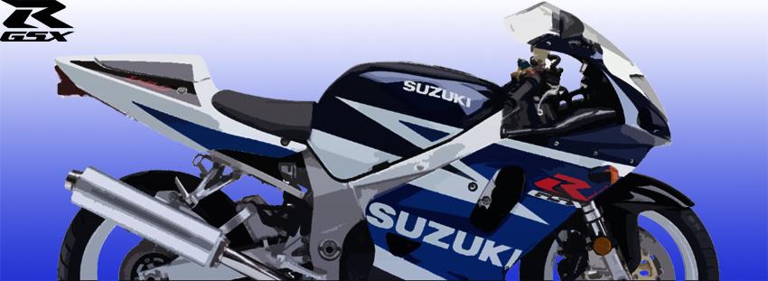 Banner GSXR 750 2001-2003 by gixgeek