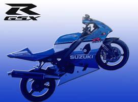GSXR 750 2004