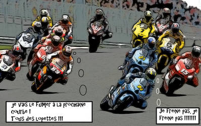 Moto GP Story