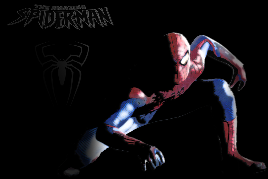 Spiderman by gixgeek