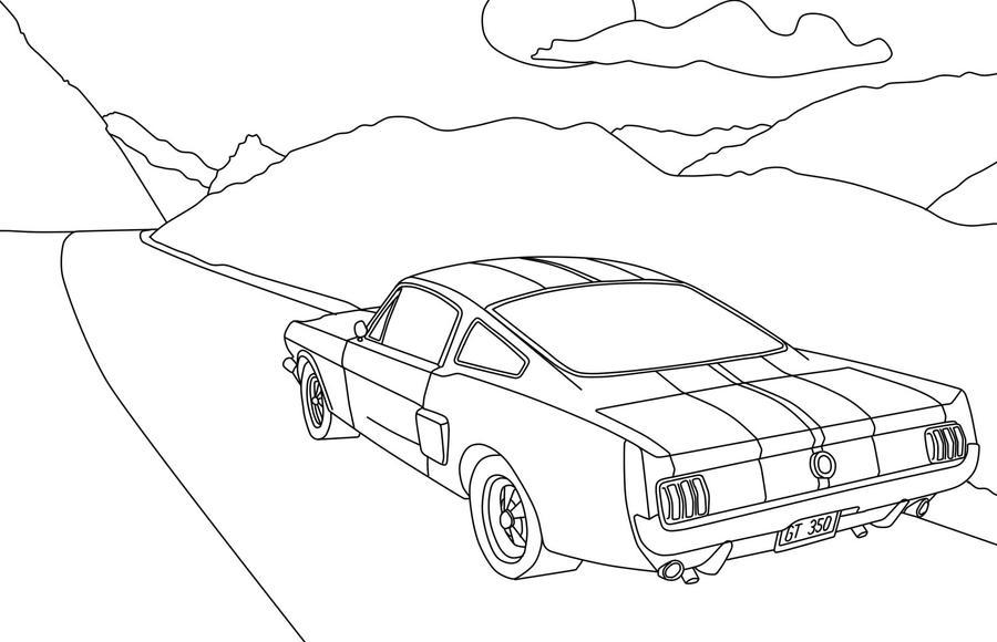 car sketch WIP by GamistTH on DeviantArt