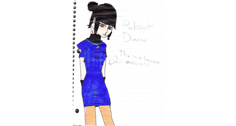 Reboot Dianne by KaitoShion00-01