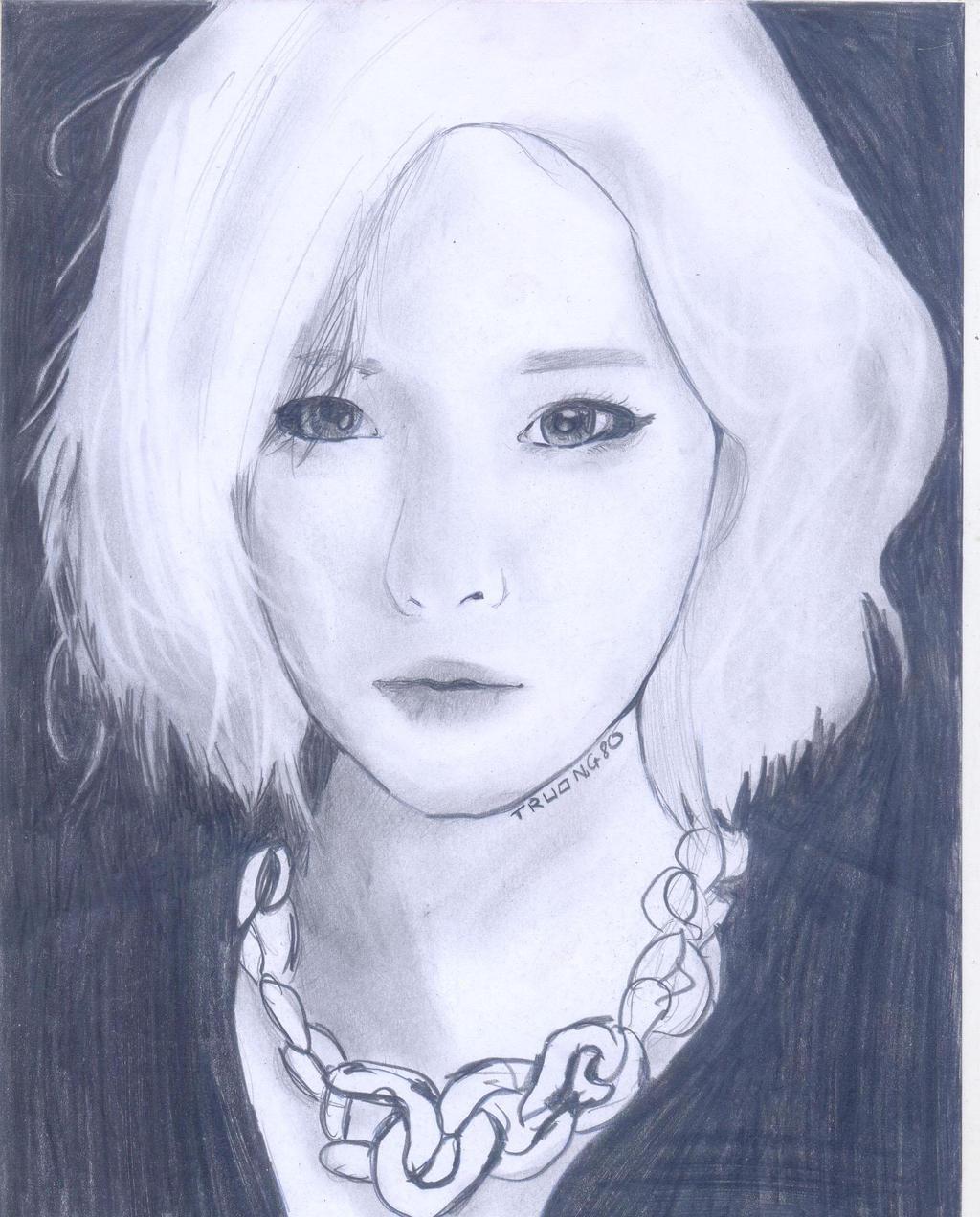 Ham Eun Jung Of T Ara By Truong80 On DeviantArt
