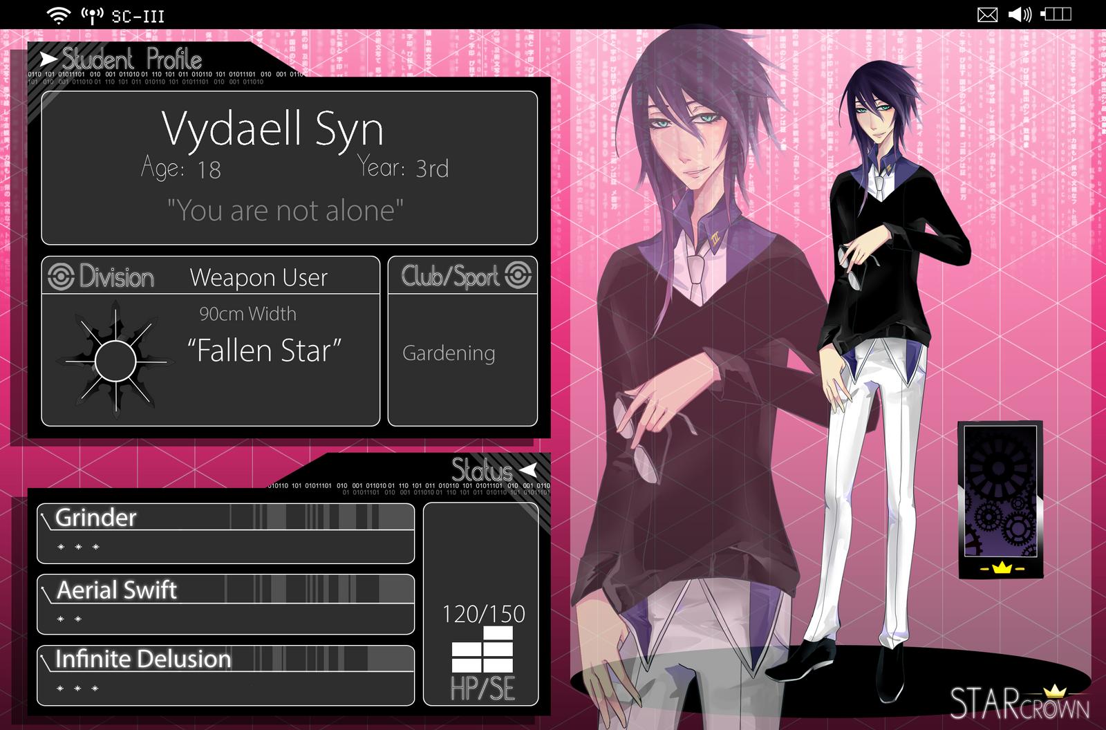 SC: Syn Vydaell by Lyouie