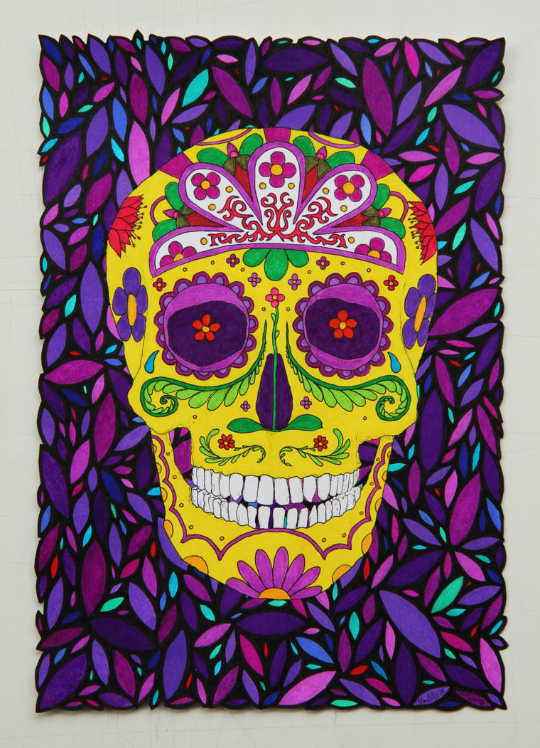 Calavera by Vautch