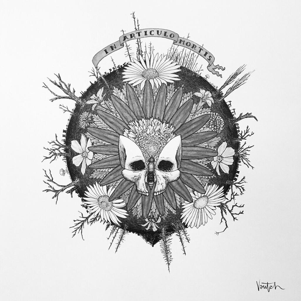 Memento mori by Vautch