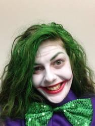 Finding My Joker by cassandrarain