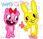 HTF_Happy Vday CuddlesXGiggles