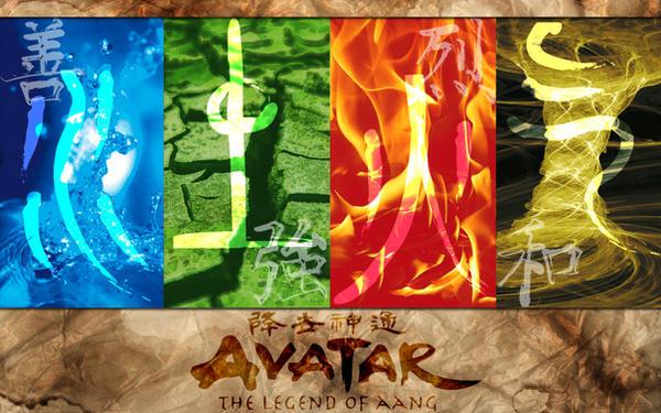Four Elements... by ibuki-san
