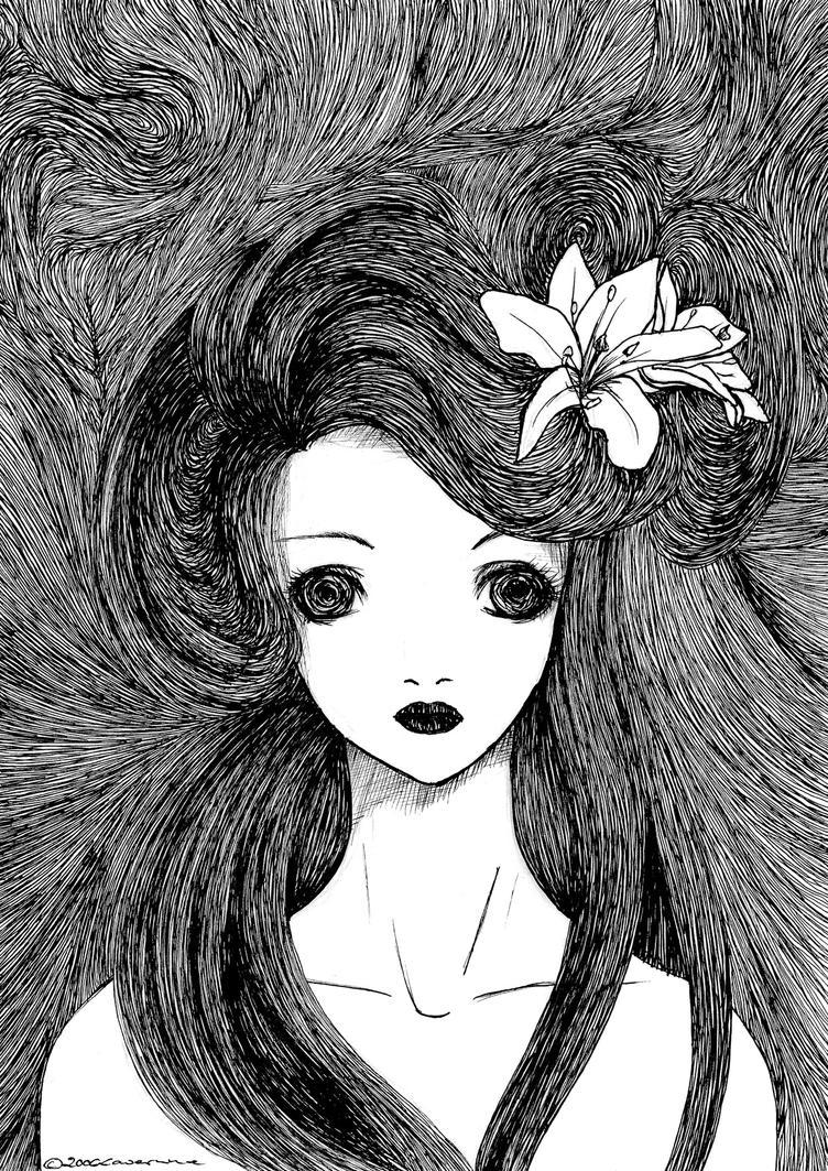 hairy by Gavisse