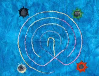 penti-seed labyrinth by emortalcoil