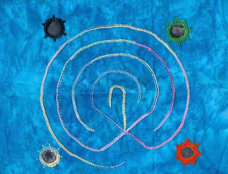 penti-seed labyrinth