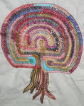 labyrinth-tree-woman