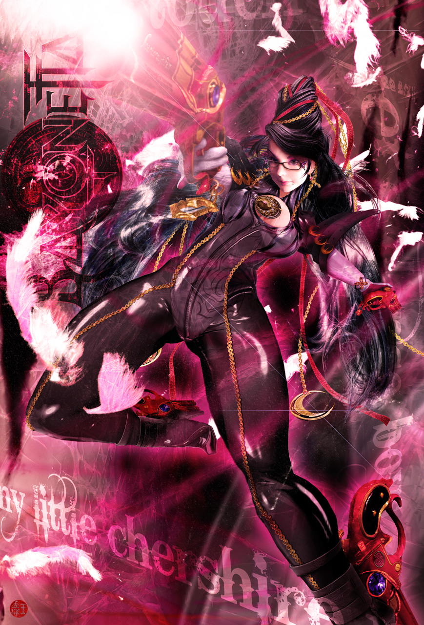 Bayonetta Fan Art Bayonetta Fan Art 00 by