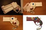 Bayonetta's Gun