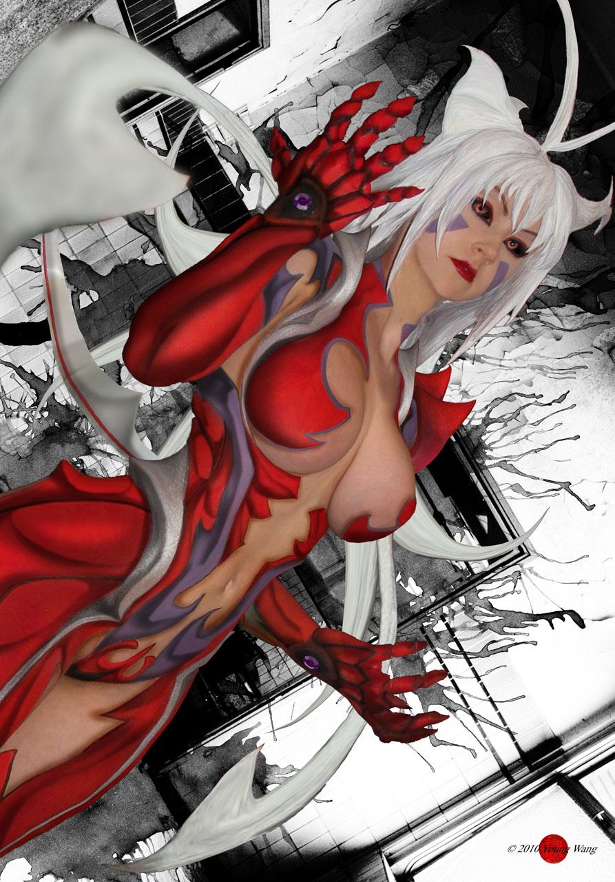 Witchblade Anime Final Form By HoiHoiSan