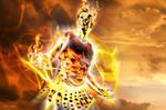 Helios Sun God