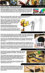 Cosplay Tutorial Page 1: Foam Bending Intro