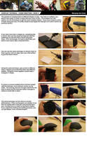 Cosplay Tutorial Page 2: Foam Bending by HoiHoiSan