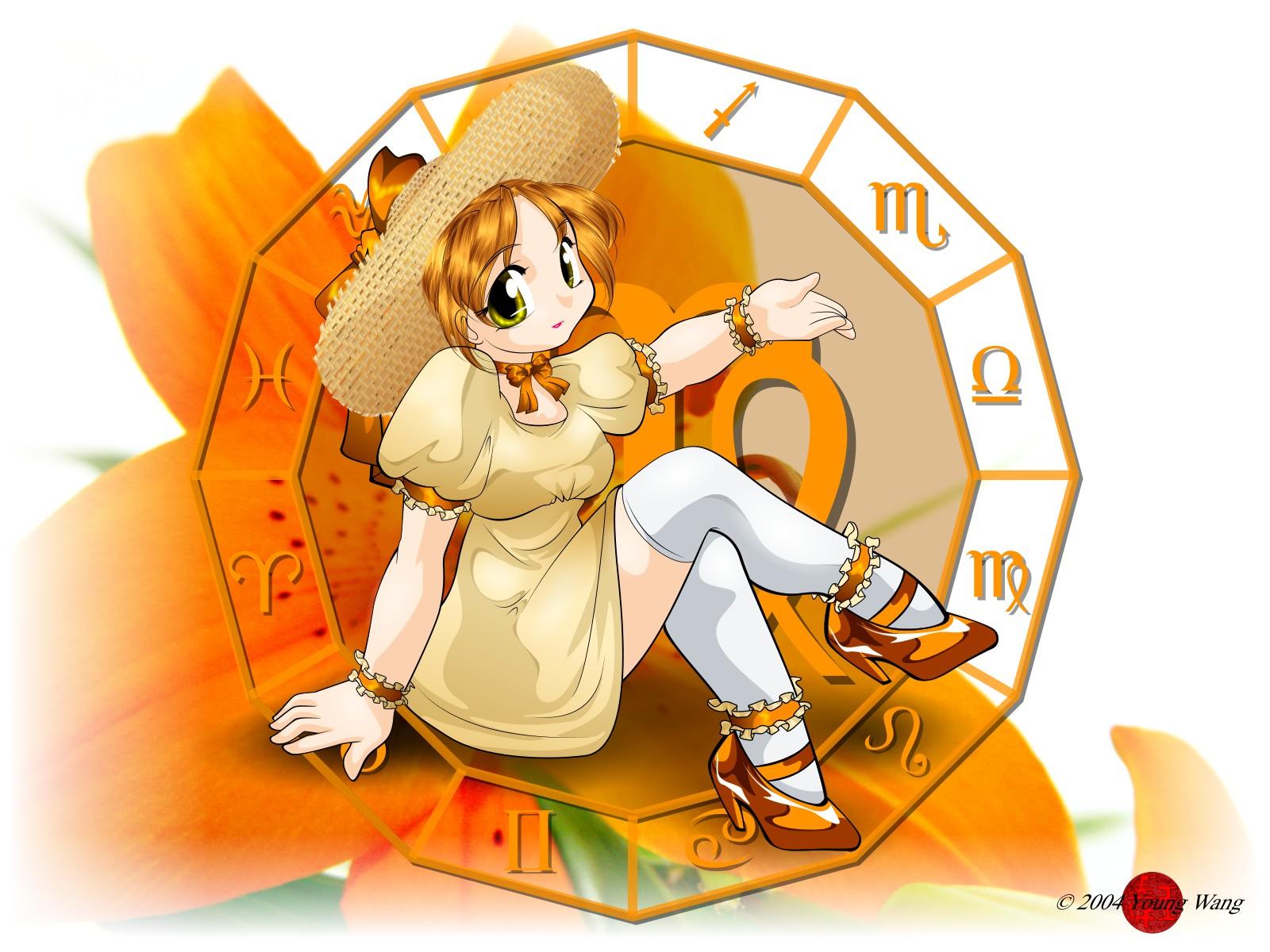 Zodiac Virgo By Hoihoisan