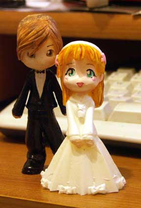 Cake topper by HoiHoiSan