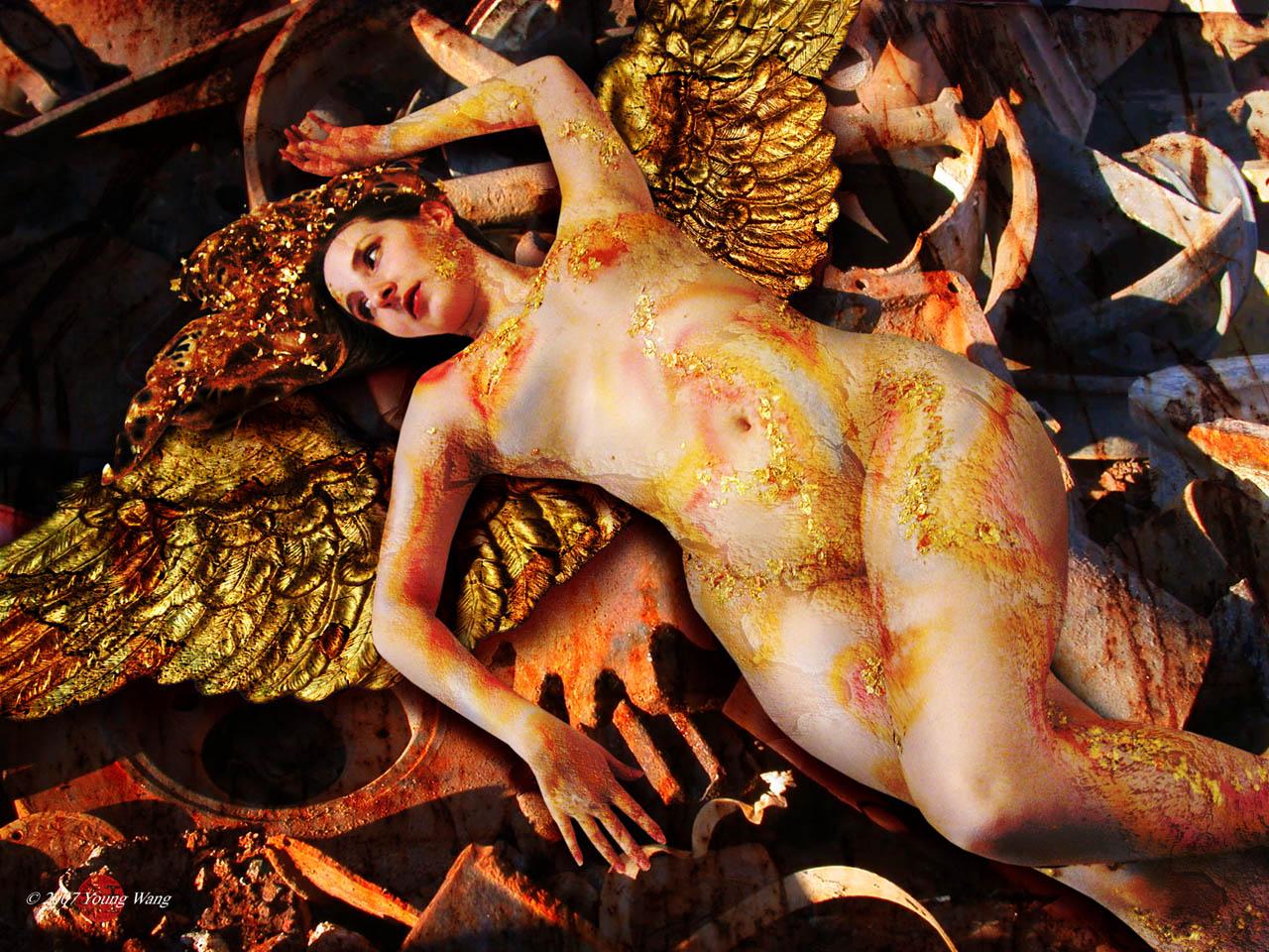 Rust Fairy by HoiHoiSan