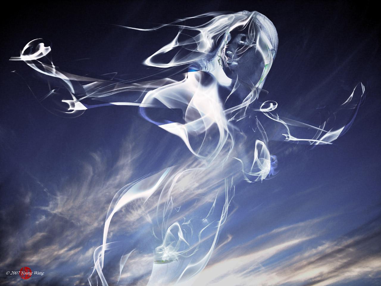 Wind Elemental by HoiHoiSan