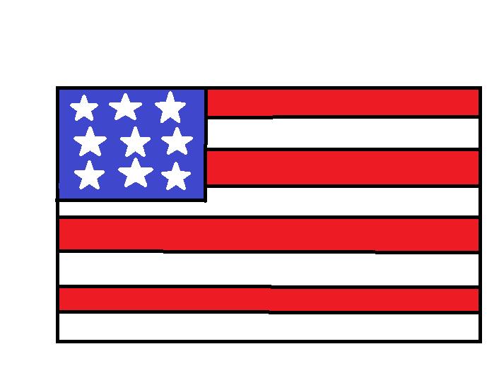 American Flag Cutie Mark 380672356 on American Flag Etiquette
