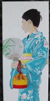 Peinture 19 Acrylique