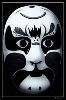 kabuki mask by dc58
