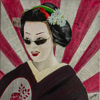 Geisha 14 cherry bomb by dc58