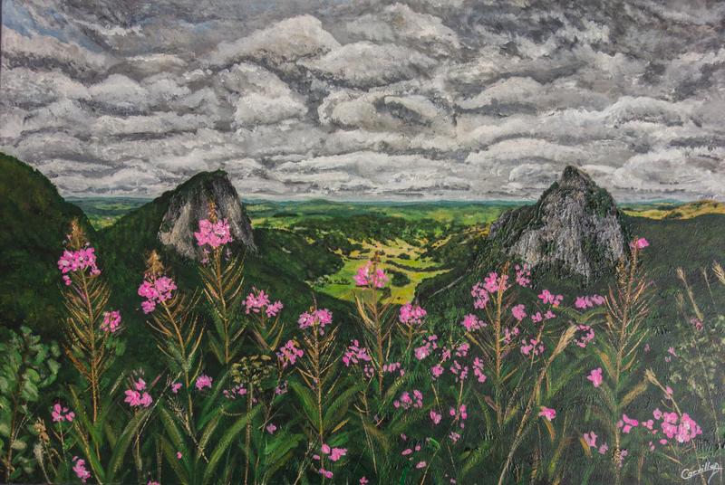 Les roches Tuiliere et Sanadoire by dc58
