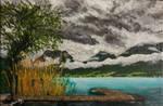 Ressourcement au lac d'Annecy
