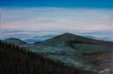 Au coeur de la montagne noire by dc58
